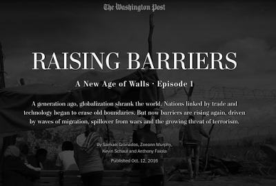 """Raising Barriers"""