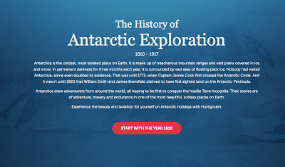 """The History of Antarctic Exploration"""