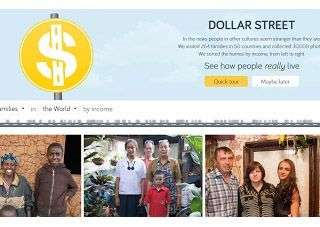 """Dollar Street"""