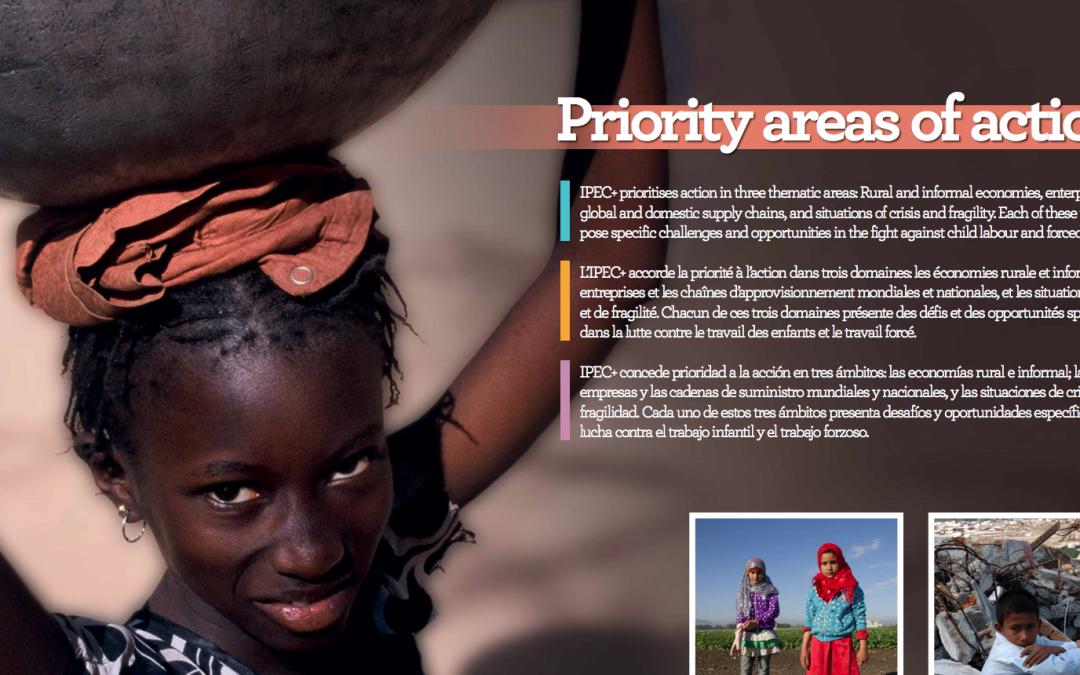 Journée mondiale contre le travail des enfants 2019