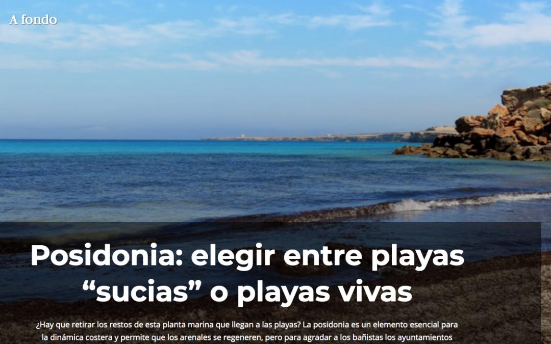"""""""El Ágora"""", diario del agua.          Le journal sur l´environnement et l´eau :)"""