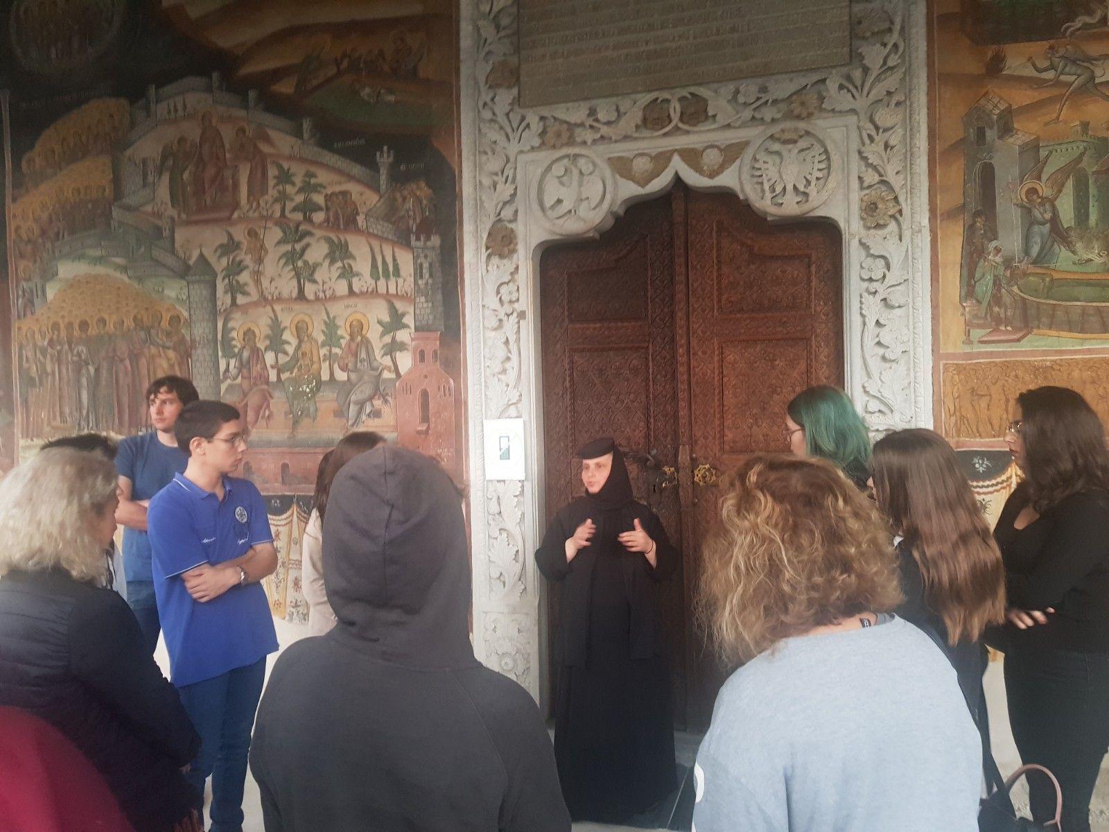 Visite du Monastère de Hurezi