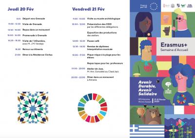 Programme Erasmus+ Almería